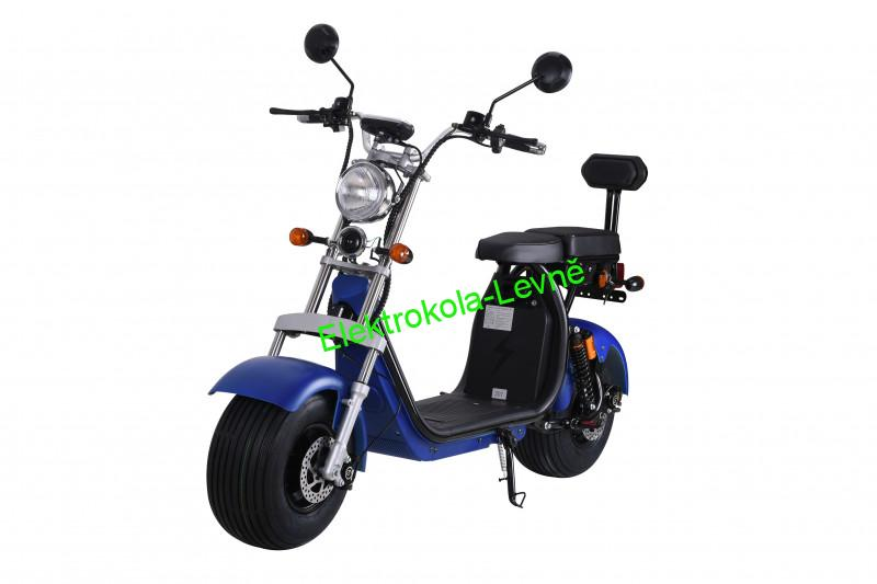 Elektrokoloběžka Chopper XR05 blue