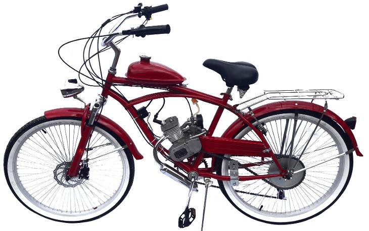 Motokolo Cruiser 49cc red