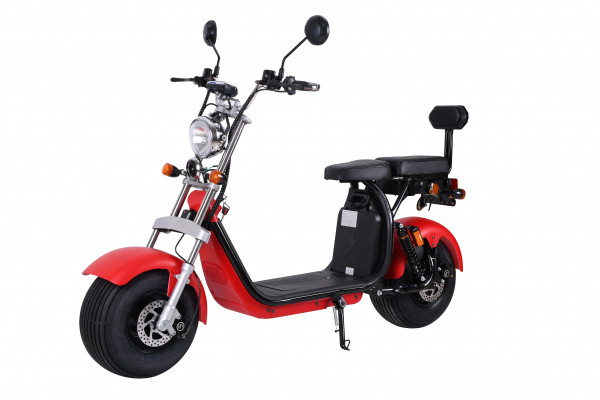 Elektrokoloběžka Chopper XR05 red